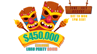 $450,000 Exclusive Luau Party Room - Depositors Only