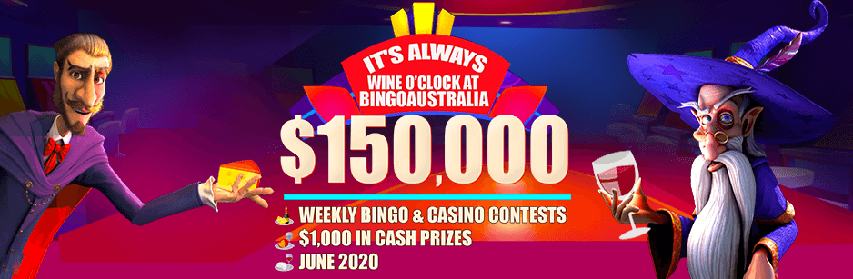 Play Now! - BingoAustralia.com