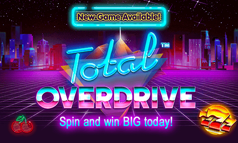 New Game Available - Spin and win BIG today!