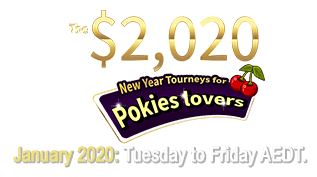$4,000 Christmas Party for Pokies lovers