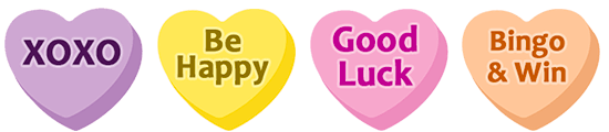 Sweet Treat from Us to You! (February 1st– 28th)
